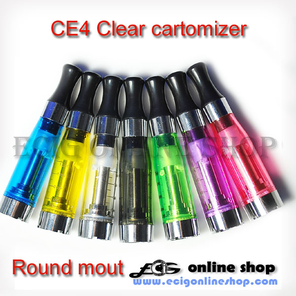 CE4 clearomizer (Round mouth) X 5